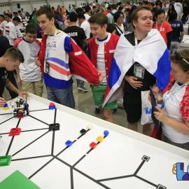 Спортивная робототехника — набор в группы